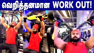 Arun Vijay Workout Video | IBC Health