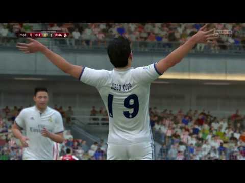 FIFA 17 Karriere/ Marco Verratti #85