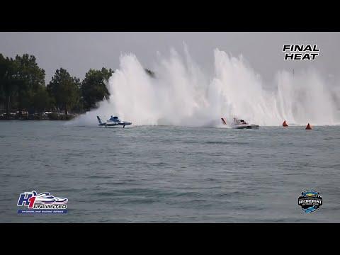 Race Rewind: 2018 Metro Detroit Chevy Dealers APBA Gold Cup Final Heat