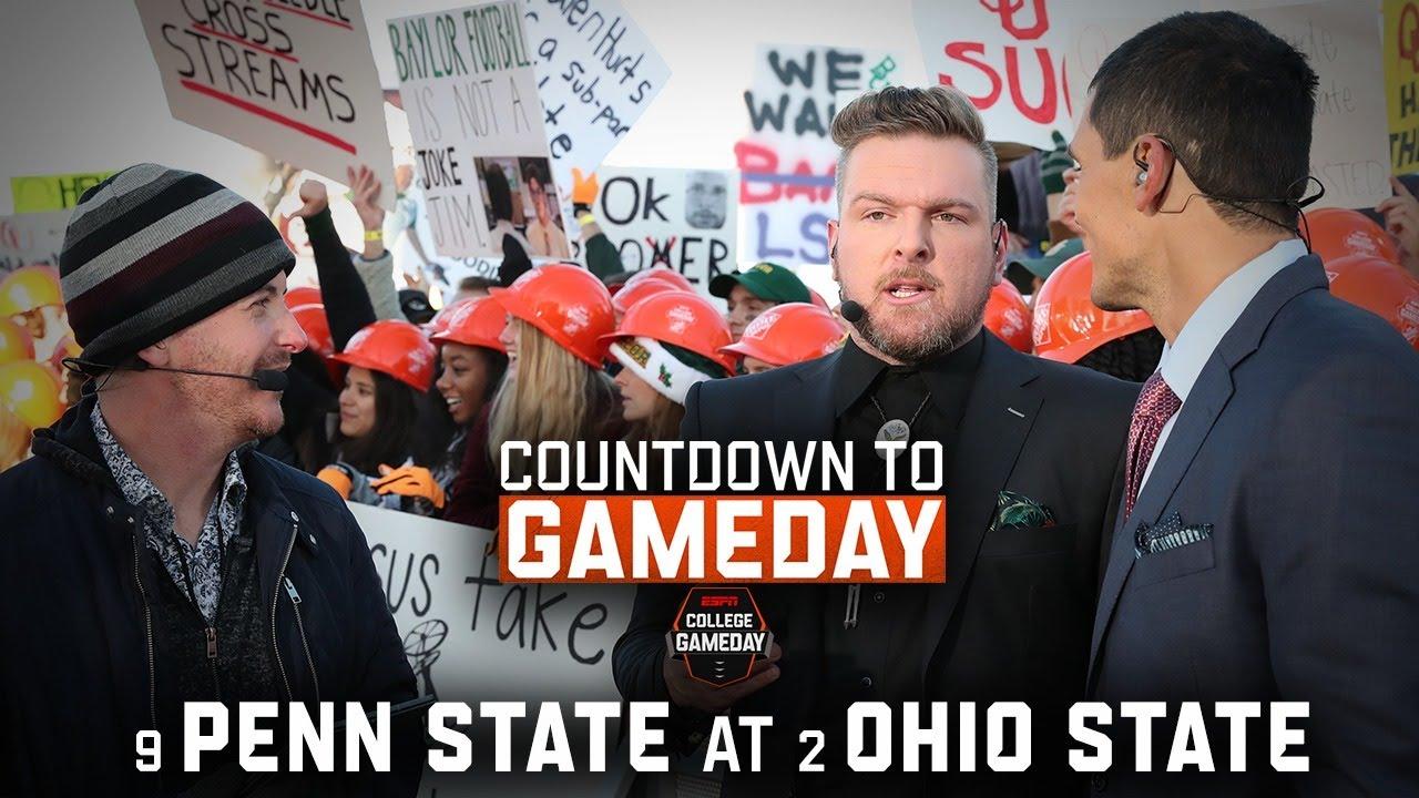 How to Watch Penn State vs. Ohio State, NCAA Football Live Stream ...