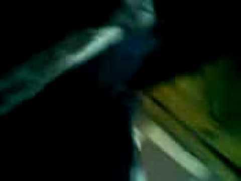 Juan castor  tratando de besar a su chilaqa el luiz