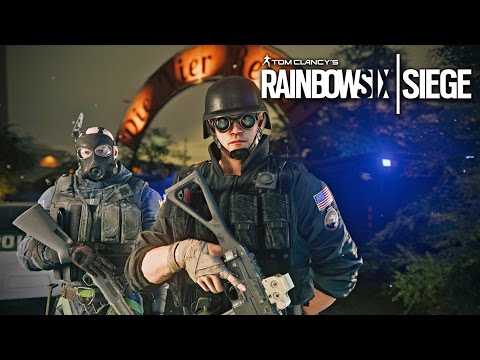 Rainbow Six Siege - Episode 37 - Tony The Metallic Tiger!