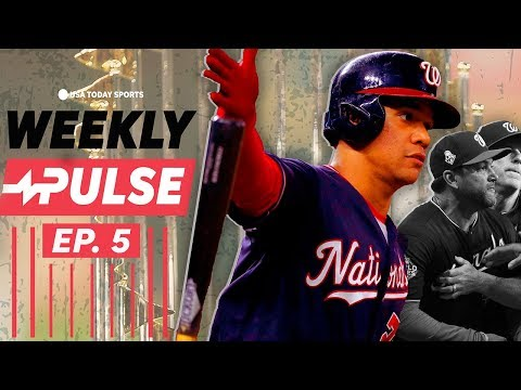 Nationals World Series win: A victory made for Hollywood | Weekly Pulse