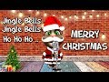 Jingle Bells Original by Talking Tom: The Santa Claus | Famous Christmas Song Jingle Bells : Tom Cat