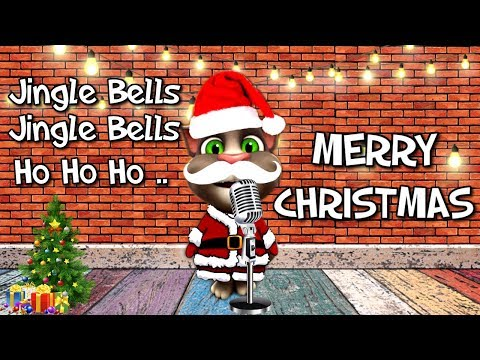 Jingle Bells Original Song by Talking Tom Cat The Santa Claus | The Famous Christmas Song By Tom Cat