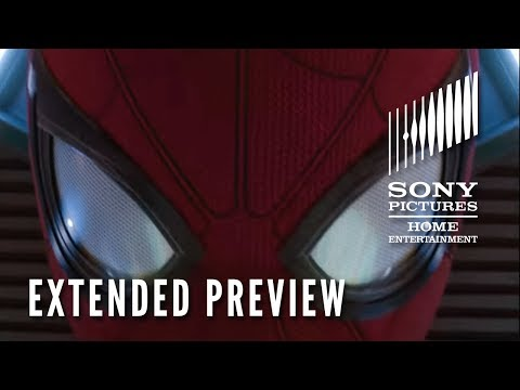 Thumbnail: SPIDER-MAN HOMECOMING: First 10 Minutes! Now on Digital.