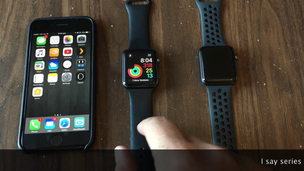 Backup and transfer Apple watch - complete walkthrough - YouTube
