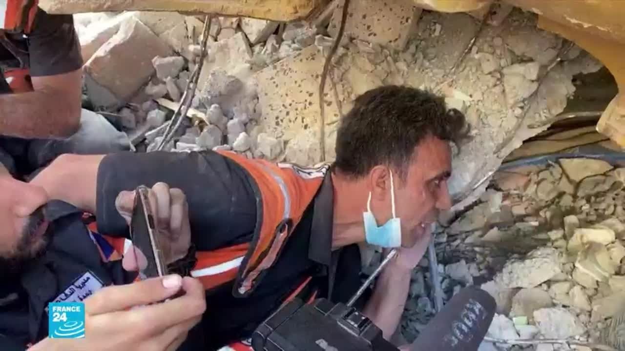 -ارفع صوتك لكي أسمع-..عمليات الإنقاذ من تحت الأنقاض في غزة  - نشر قبل 36 دقيقة