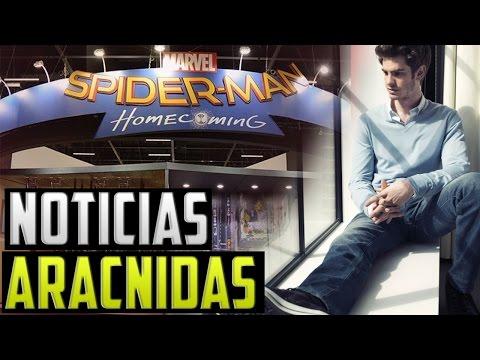 Spider-Man rompió el corazón de Andrew...