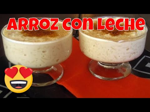 Arroz con Leche Cremoso, Delicoso y Facil -- The Frugal Chef