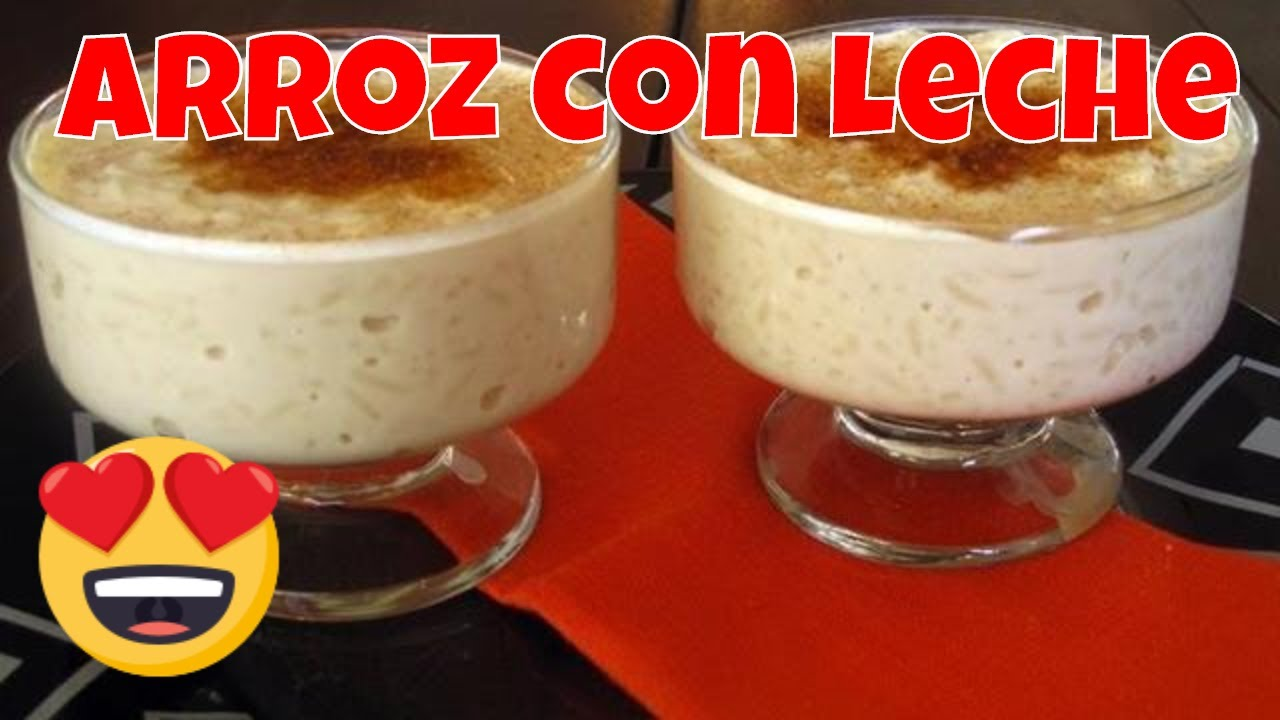 Arroz Con Leche Cremoso Delicioso Y Facil The Frugal Chef Youtube