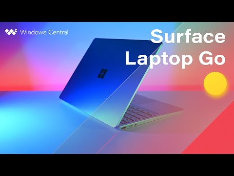 Microsoft Surface Laptop Go Review – A fun and delightful mini-me PC