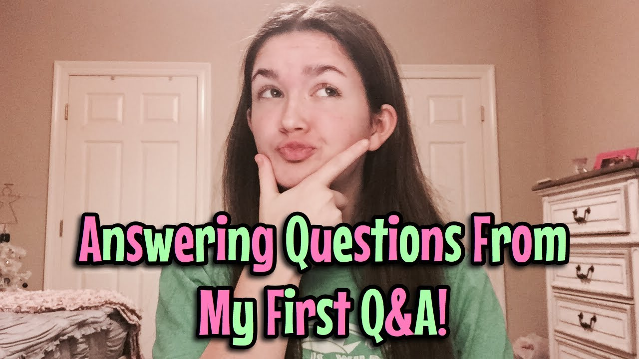 73 Questions with Emily May (Part 2) - YouTube