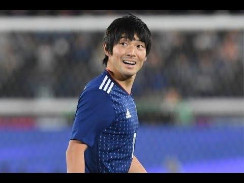 中島翔哉 タッチ集 ゴール 2019/3/26 ボリビア戦 Shoya Nakajima skills &Goal