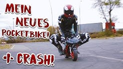 MEIN NEUES MOTORRAD! | Pocketbike Action