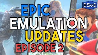 Epic Emulation Updates EP 2 | FPS++ 2.0, Yuzu Upgrades, Pokemon X & Y Perfected + MORE