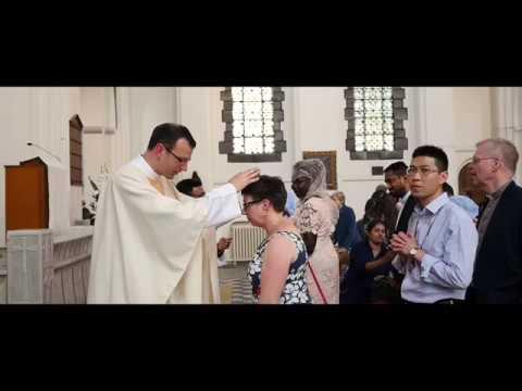 Ordination to the priesthood of Philip Harrison SJ and Kensy Joseph SJ