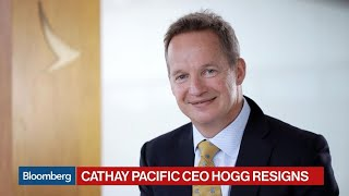 Cathay Pacific CEO Resigns After Airline Is Caught Up in Hong Kong Protests
