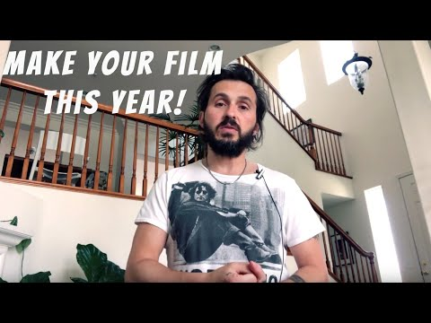 Let's make your film this year!