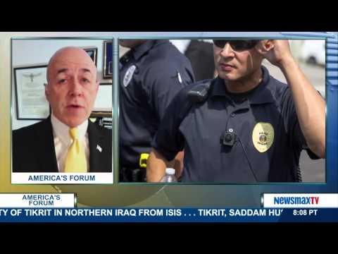 America's Forum | Bernie Kerik, Former NYPD police commissioner