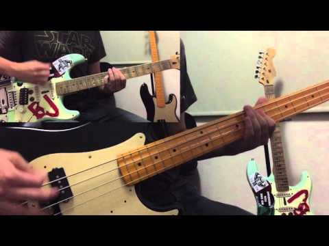 Green Day - Longview Guitar and Bass Cover