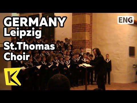 【K】Germany Travel-Leipzig[독일 여행-라이프치히]성 토마스 교회 소년 합창단/St.Thomas Choir
