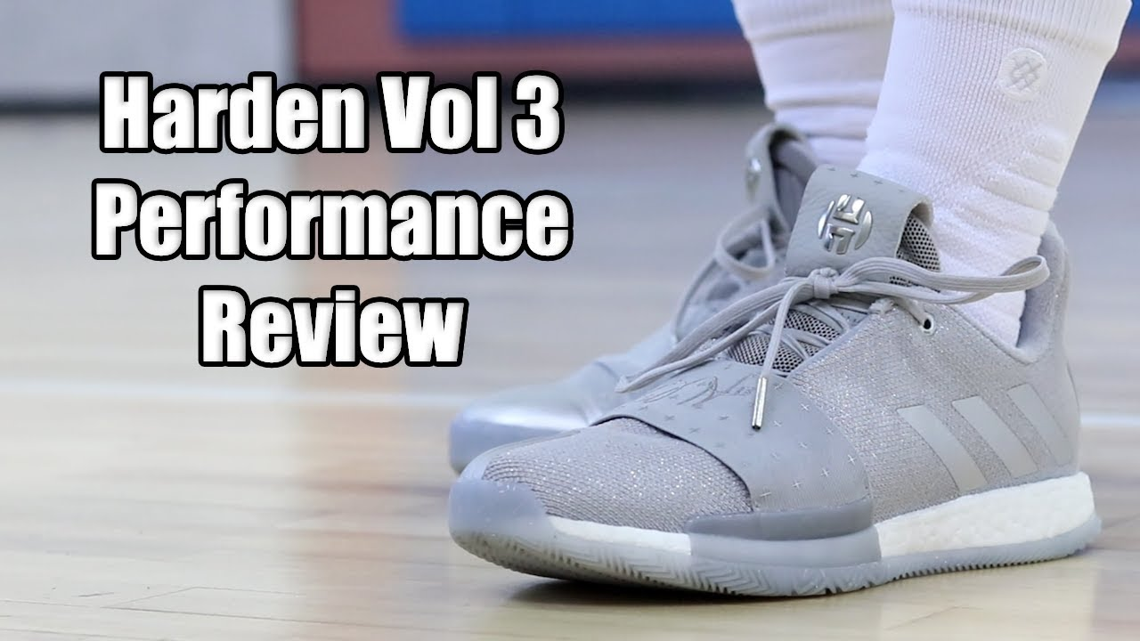 Adidas Harden Vol. 3 Performance Review!