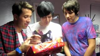 AmazingPhil and danisnotonfire's Cabaret Diary Pt 2 - Fun and Filth: Day 2