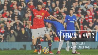 Baixar Nemanja Matic vs Chelsea (Home) HD 1080p - Manchester United vs Chelsea 2-1
