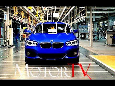 CAR FACTORY : 2017 BMW 1 SERIES & 2 SERIES PRODUCTION l Leipzig Plant (GER) l No Music