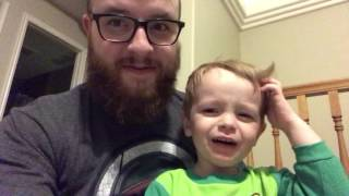 Potty Training Reaction - First Poop