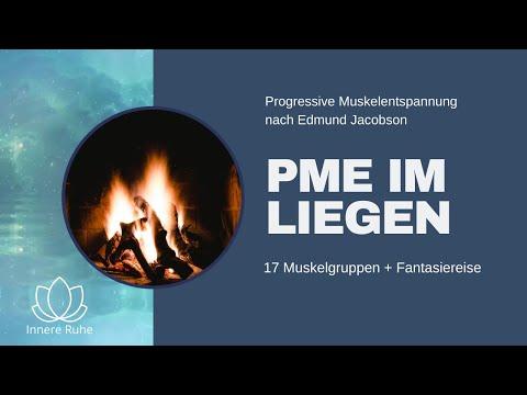 Progressive Muskelentspannung 17 Muskelgruppen Und Fantasiereise Kaminfeuer