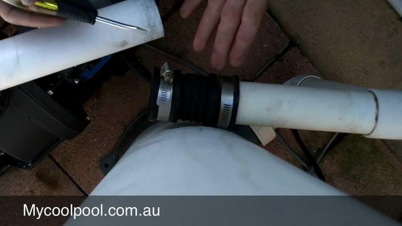 Rubber Coupling repair