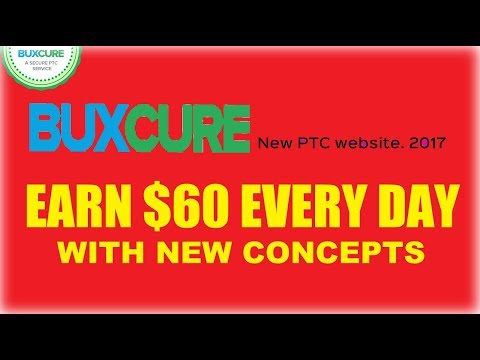 Buxcure Review,  Buxcure Payment Proof |2017