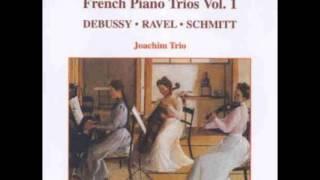 Ravel: Piano Trio in A minor - Joachim Trio