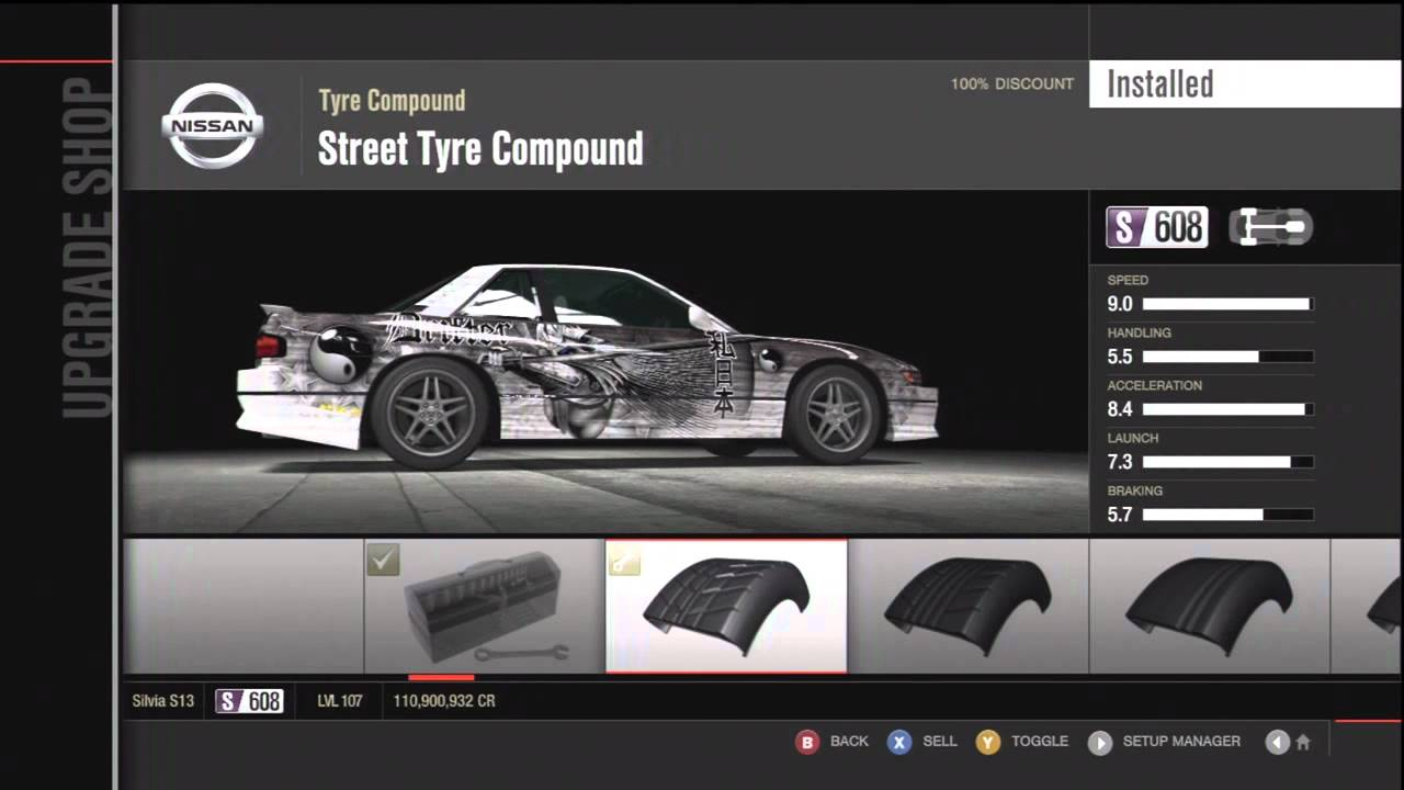Forza  Best Cars To Tune