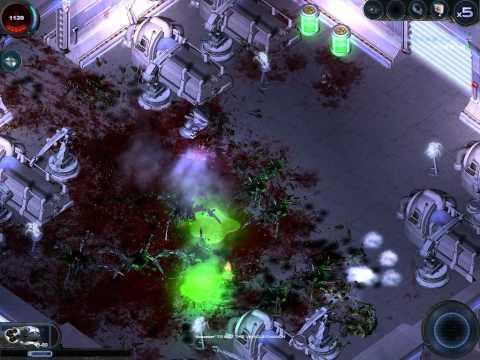 Alien Shooter 2: Reloaded - Walkthrough - Mission 13 |