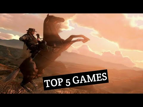TOP 5 WESTERN GAMES ON ANDROID IOS | FREE GAMES WILD WEST