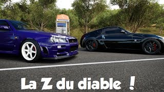 Forza Horizon 3 ROLEPLAY - La Z DU DIABLE !!
