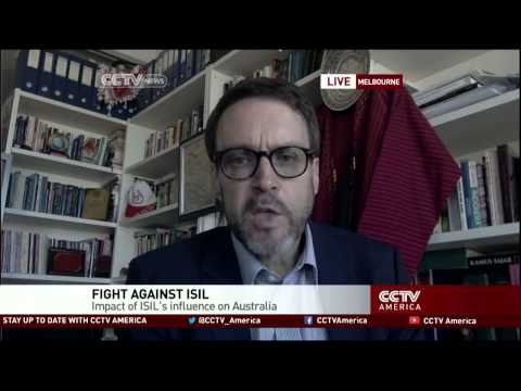 Greg Barton on how ISIL recruits new members