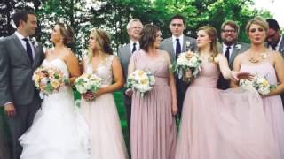 Kristin & Jimmy    The Barn at Sycamore Farms    Instagram teaser HD