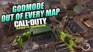 infinite warfare glitches insane invisibility godmode out of any map iw glitches multiplayer