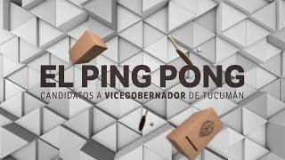 Ping pong de preguntas a los candidatos a vicegobernador de Tucumán. Parte 2