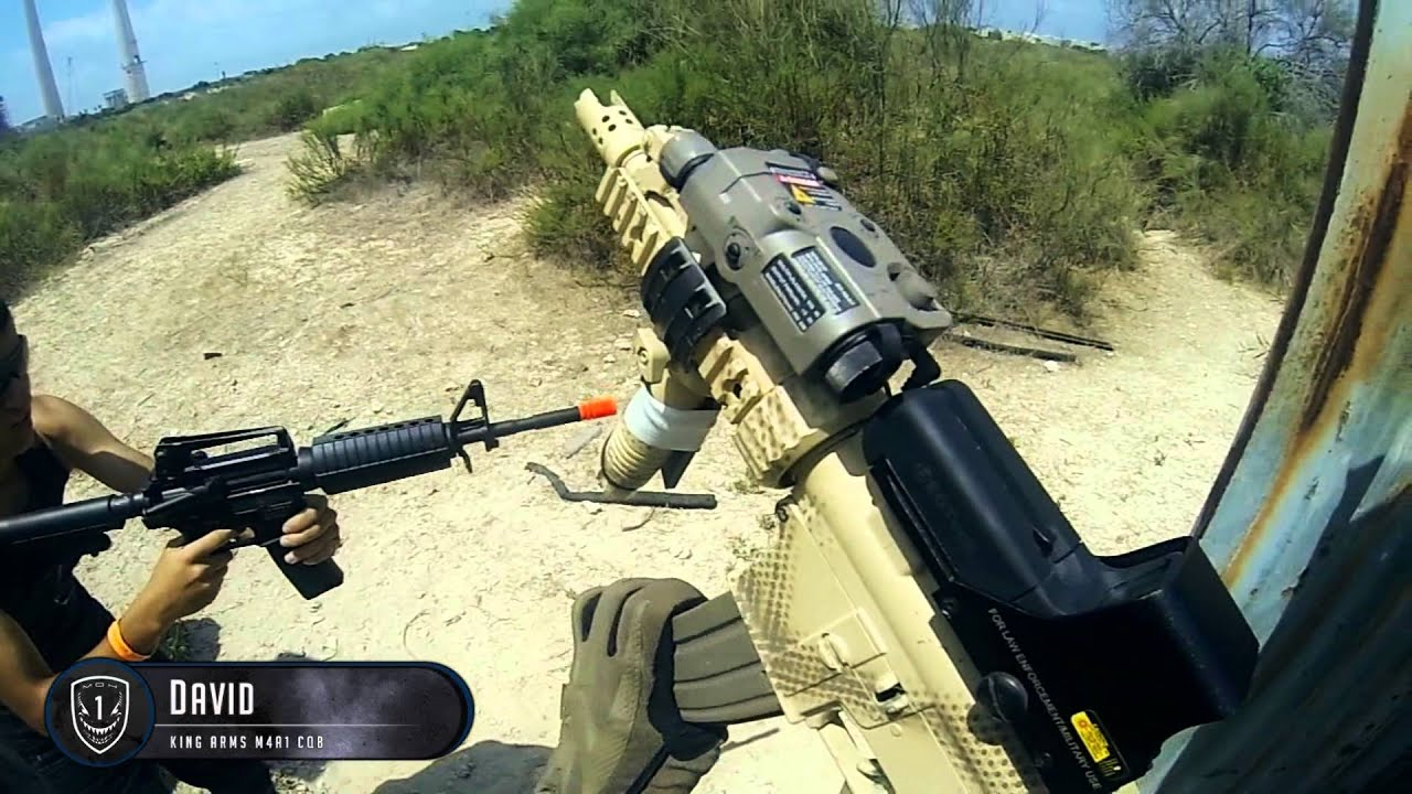 סופר Airsoft Montage action in Israel איירסופט בקיסריה 3/8/2013 - YouTube PC-31