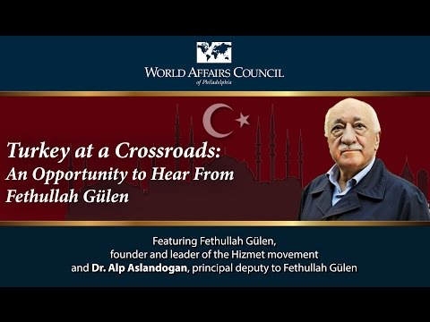 The World Affairs Council presents Fethullah Gülen