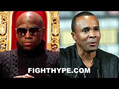 MAYWEATHER EXPLAINS SUGAR RAY LEONARD CLAPBACK FOR BEING CATTY; ANALYZES HIS CAREER & COMPARES STATS