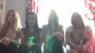 Fifth harmony we know - covered by 4voices