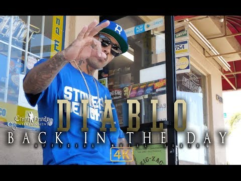 Diablo - Back In The Day feat OJ The Great (Official Music Video)