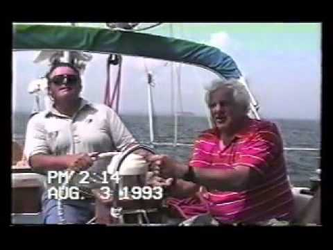 Sailing the Coast of Maine - August 1993
