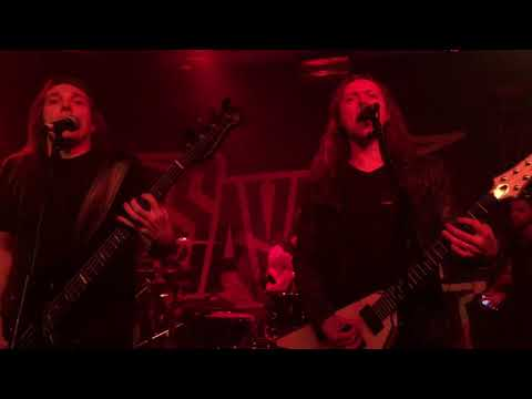 Savage messiah blood red road live rock city Nottingham